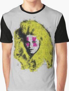 Claudia Schiffer - top model - pop icon Graphic T-Shirt