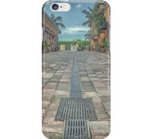 Morning at Cape Harbour iPhone Case/Skin
