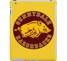 Buffy-Sunnydale  Razorbacks iPad Case/Skin