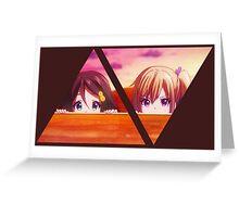 Musaigen no Phantom World: Izumi x Mai Greeting Card