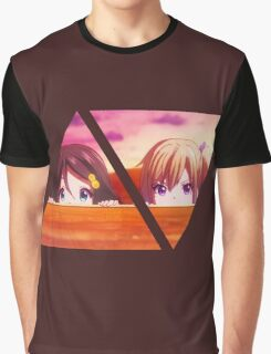 Musaigen no Phantom World: Izumi x Mai Graphic T-Shirt