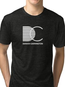 Denver Carrington - Dynasty (White) Tri-blend T-Shirt