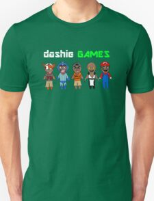 Dashie games T-Shirt