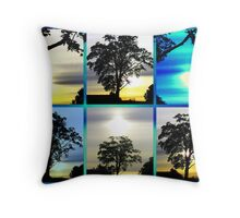 Some Enchanted Evening Throw Pillow