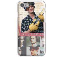lol u r not mgg iPhone Case/Skin