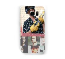 lol u r not mgg Samsung Galaxy Case/Skin