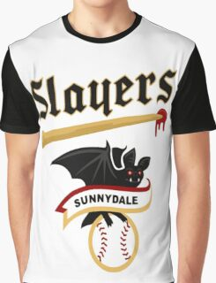 Slayers -sunnydale Graphic T-Shirt