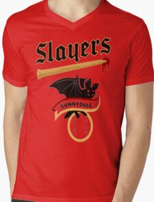 Slayers -sunnydale Mens V-Neck T-Shirt