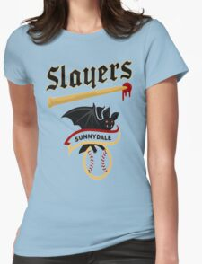 Slayers -sunnydale Womens Fitted T-Shirt