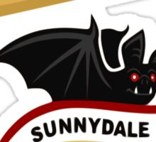Slayers -sunnydale Sticker