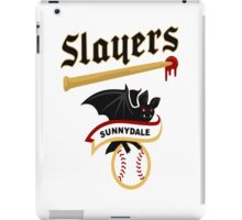 Slayers -sunnydale iPad Case/Skin