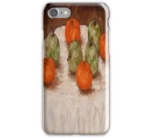 APPLES AND ORANGES iPhone Case/Skin