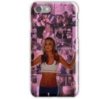 AJ Cook iPhone Case/Skin