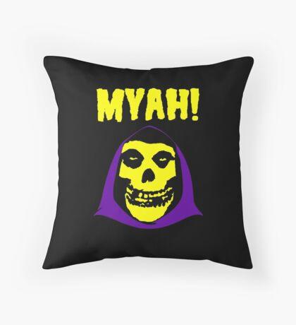 Skeletor-Misfits Composite Throw Pillow