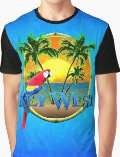 Key West Sunset Graphic T-Shirt