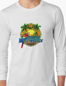 Key West Sunset Long Sleeve T-Shirt
