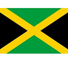 Jamaican Flag Photographic Print