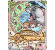 Totoro Miyazaki iPad Case/Skin