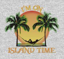 Island Time One Piece - Long Sleeve