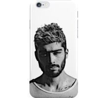 Zayn Malik Black & White iPhone Case/Skin