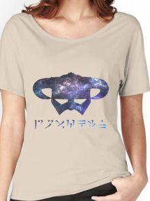 galaxy Dragonborn Women's Relaxed Fit T-Shirt