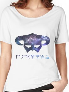 galaxy Dragonborn Women's Relaxed Fit T-Shirt