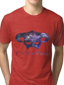 galaxy Dragonborn Tri-blend T-Shirt