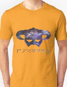 galaxy Dragonborn Unisex T-Shirt