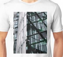 Steel and Glass No. 2 Unisex T-Shirt