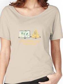 Character Building - Smelly cheese Women's Relaxed Fit T-Shirt