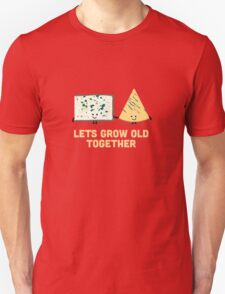Character Building - Smelly cheese Unisex T-Shirt