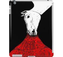 Mammals of Cold Blood iPad Case/Skin