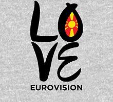 LOVE Eurovision [Macedonia] Unisex T-Shirt