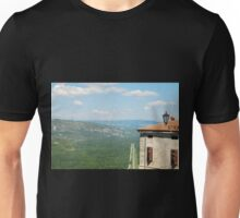 Building in Motovun Unisex T-Shirt