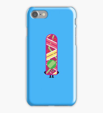 Character Building - Hoverboard iPhone Case/Skin