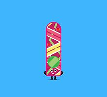 Character Building - Hoverboard by SevenHundred