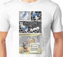Smurfing the Web Unisex T-Shirt