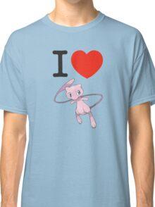 I Love Mew Classic T-Shirt