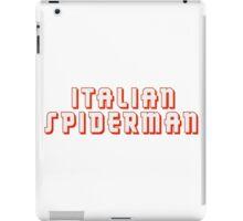 Italian Spiderman - ONE:Print iPad Case/Skin