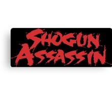 Shogun Assassin - ONE:Print Canvas Print