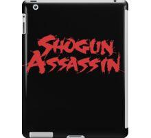 Shogun Assassin - ONE:Print iPad Case/Skin