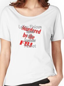 LaVoy Finicum  Women's Relaxed Fit T-Shirt