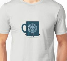 Character Building - Evil Coffee Unisex T-Shirt