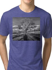 Doulting Hill Panorama Tri-blend T-Shirt