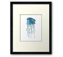 Portuguese man o' war Framed Print
