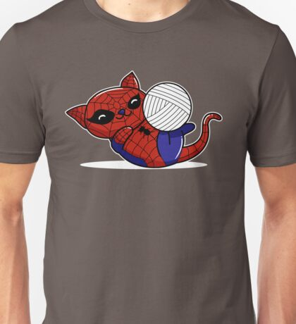 Spider Kitty Unisex T-Shirt