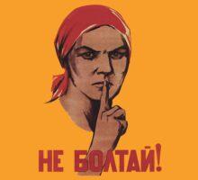 Soviet Treason Poster by michaelwpg