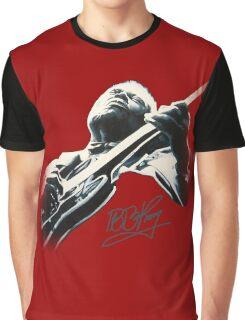 B B King T-Shirt Graphic T-Shirt