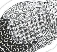 Stork Sticker