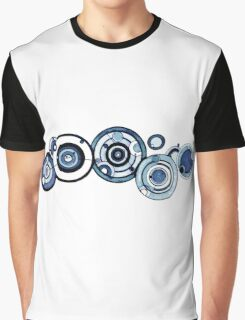 Doctor Who - The Doctor's name in Gallifreyan #4 Graphic T-Shirt